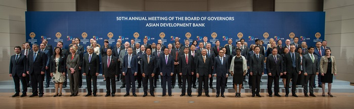 50th Annual Meeting: Board of Governors